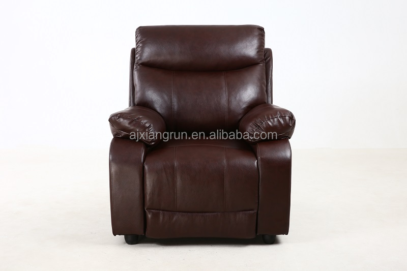 Promotion leather recliner sofa,push back recliner chair,VIP cenima recliner chair/sofa,XR-8093