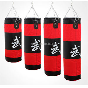 Boxing Training MMA Inflatable Punching Bags Boxing Stand Bag