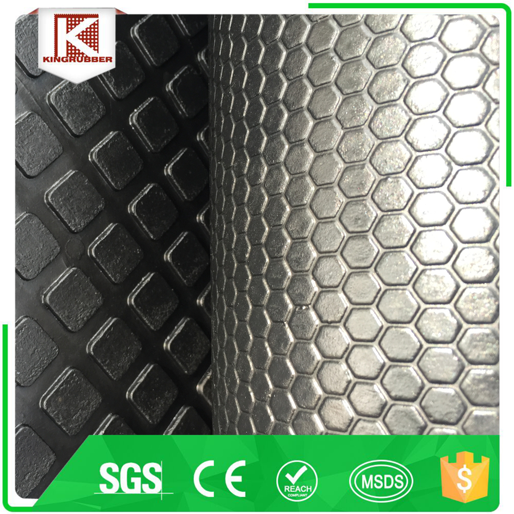 Horse Cow Stall Rubber Matting With Competitive Price