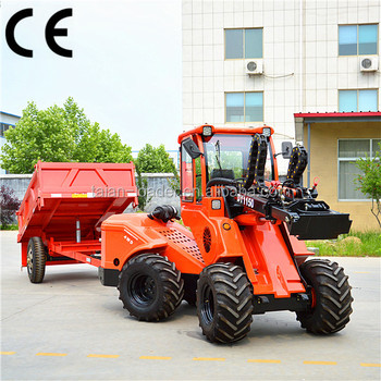 Hydraulic Farming Agriculture Tractors Dy1150 Front End Loader - Buy Small  Front End Loaders For Sale,Front End Loader For Kubota,Compact Tractor