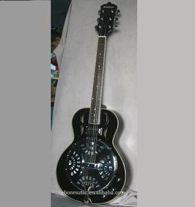 China Acoustic Guitar Black China Acoustic Guitar Black