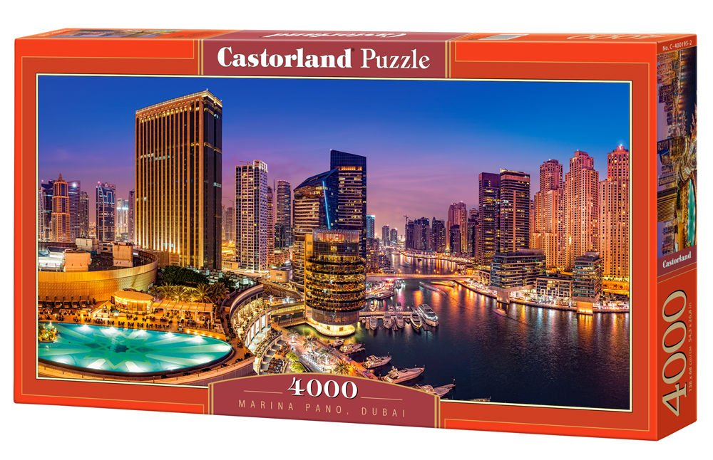 Cheap puzzle 4000 find puzzle 4000 deals on line at alibaba castorland marina pano dubai jigsaw puzzle 4000 piece gumiabroncs Images