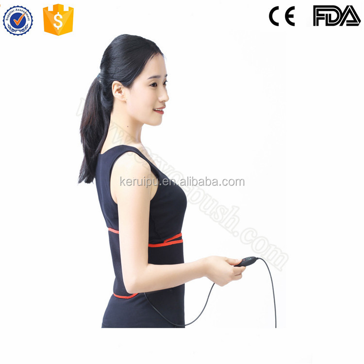 Body Heat Wrap - Infrared Heat Therapy best heating pad for back