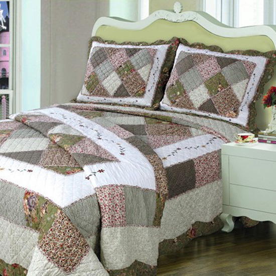 patchwork pure cotton korean bed sheet yf029 buy korean bed sheetindian cotton bed bed sheet product on alibabacom