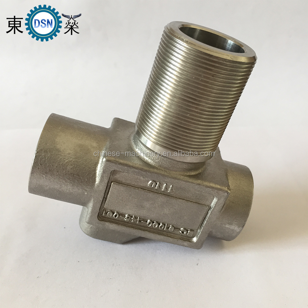 Customized Stainless Steel Bulkhead Union Fitting