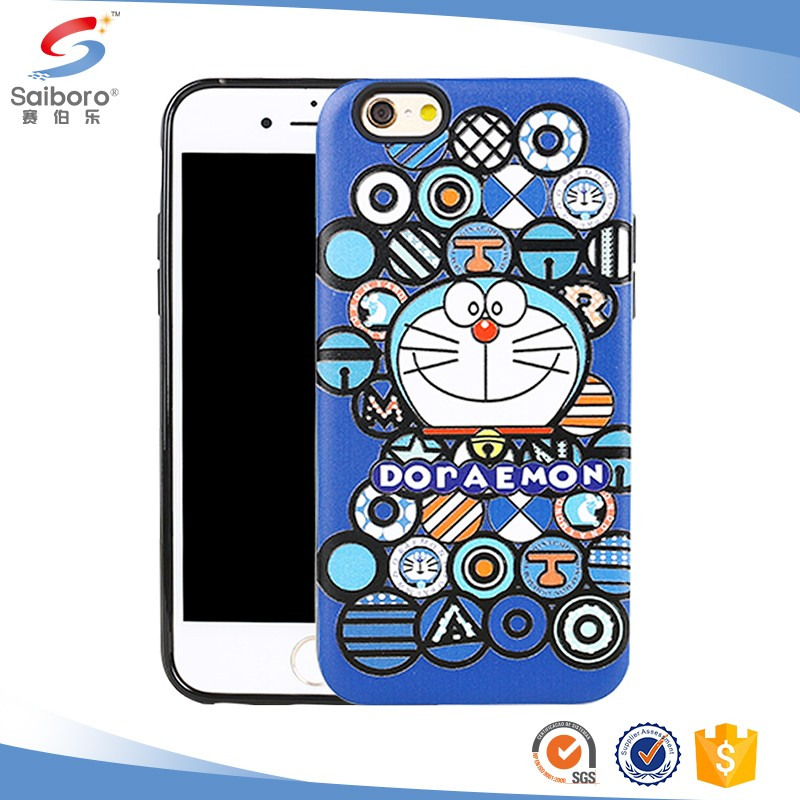 Attractive appearance cartoon for iphone 7 case