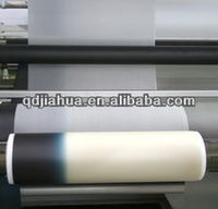 glass pvb film interlayer with green/blue band shade