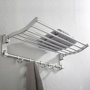 Over The Door Towel Rack With Hooks YMT 832 60