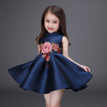 Vestidos elegantes para fiesta para ninas