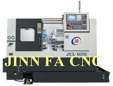 JCL 6050 turret type cnc lathe machine