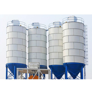 Hot Sale cement fly ash Storage Steel Silo Used For construction Industry