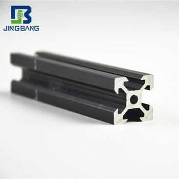 Hot sale 2020 v slot linear rail aluminum extrusion 3d printer parts, View  3d printer parts, JB Product Details from Shenzhen Jingbang Hardware