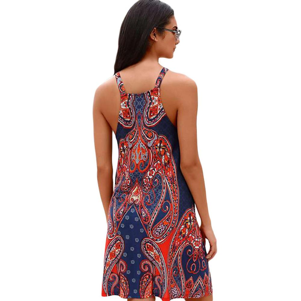 bf307b3aa22 China Coral Dress