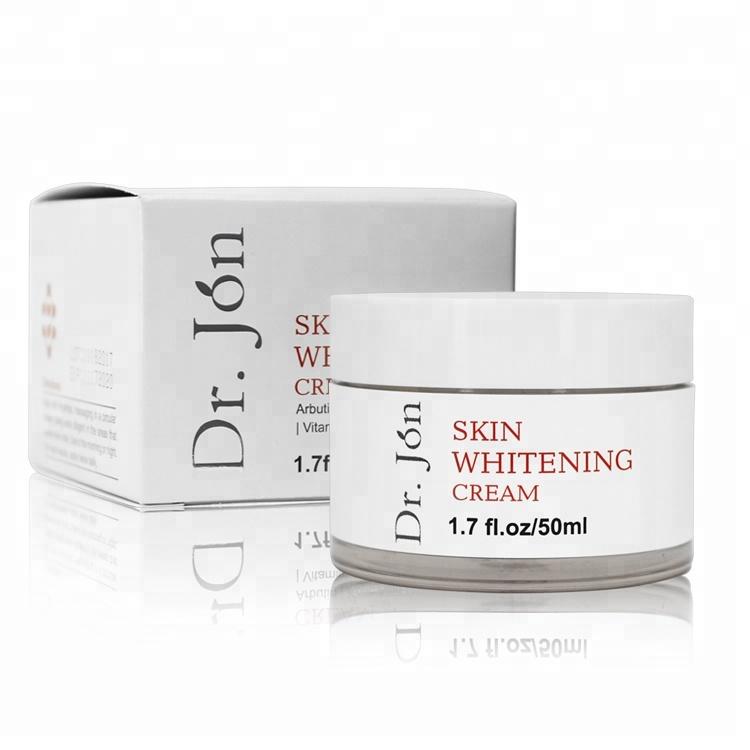 Private label Best Skin whitening lightening face cream skin care