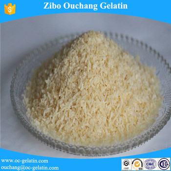 high quality pig skin gelatin powder price for food use porc