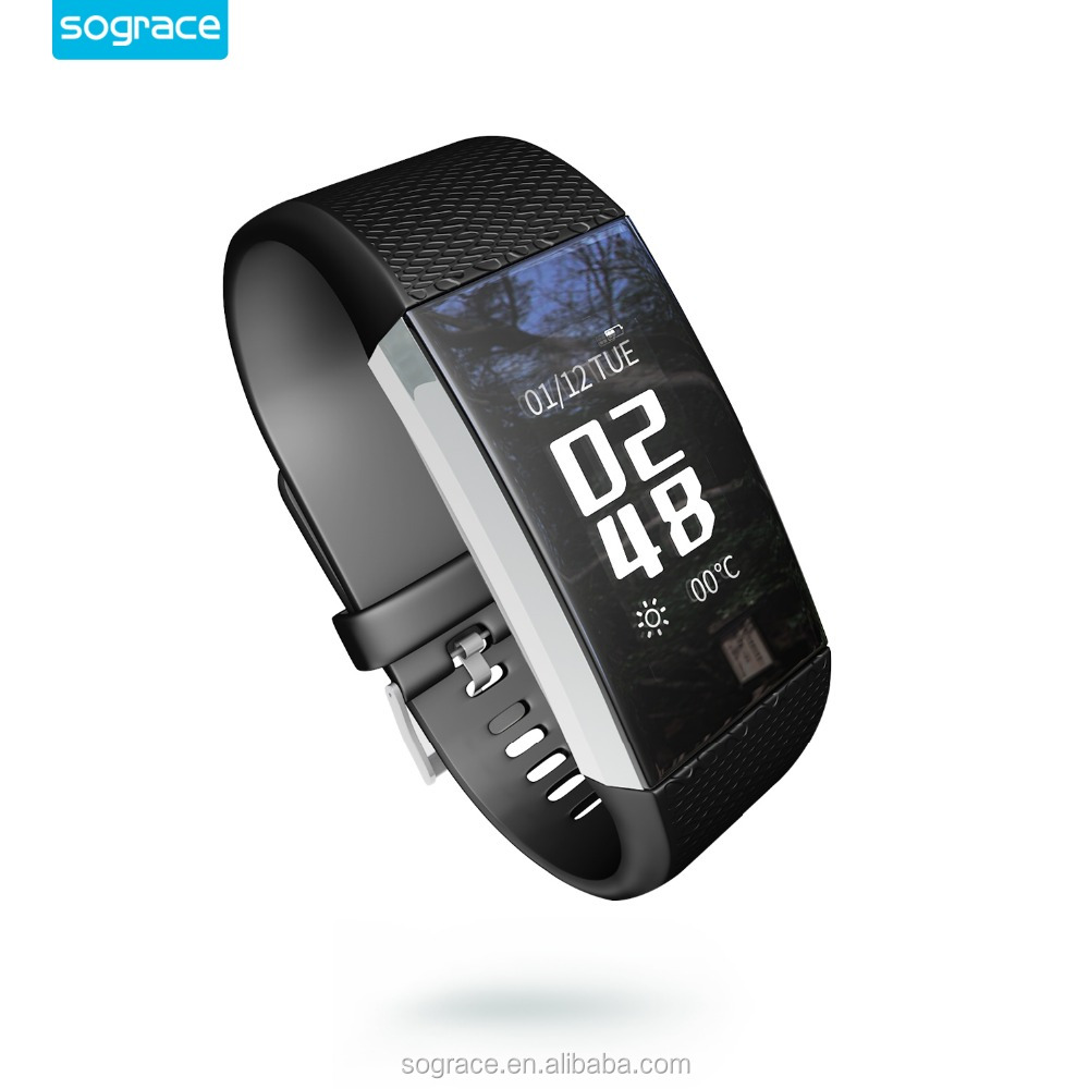 Smart WristBand Fitness tracker F08 fitness band with Touch Screen <strong>Bluetooth</strong>