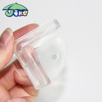 Baby Safety Sharp Corner Protector Desk Cabinet Cover PVC Transparent Desk  Corner Cover