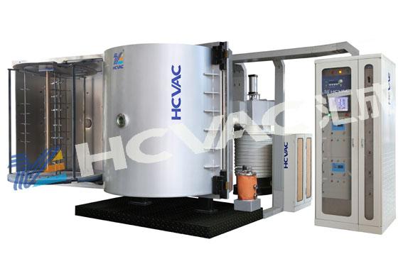 Automatic Perfume Bottle Cap Uv Metalising Plant/plastic Parts Uv ...