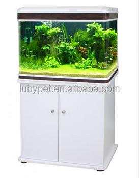 Competitive Price Aquarium Fish Tank With Cabinet