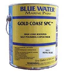 Gold Coast Spc Regatta Red Gallon - 39 Copper, 3 Zinc Pyrithione Self Polishing Copolymer (spc) - Marine Paint Antifouling Bottom Paint - iPaint.us