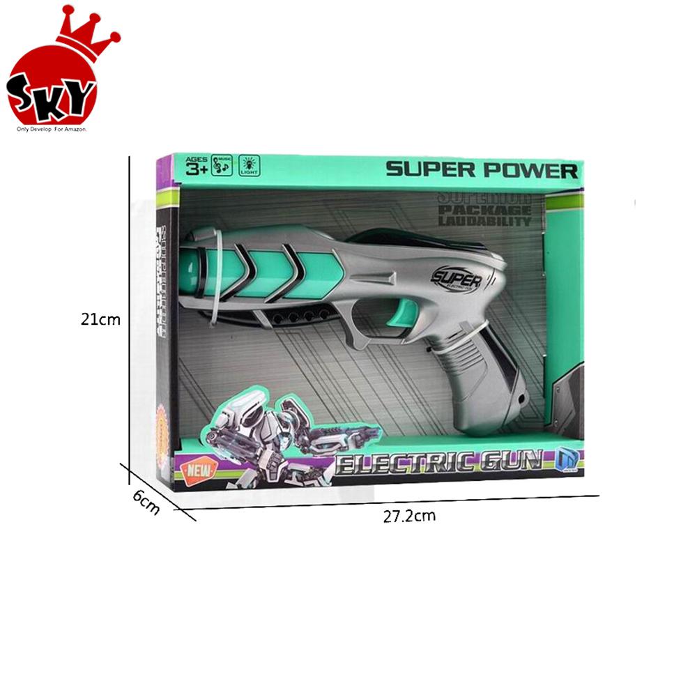 2019 HOT plástico piscar de laser tag arma som arma de brinquedo arma arma e arma exército conjunto de brinquedos macios