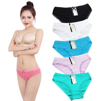 Yun Meng Ni New Design Comfortable Fashion Women Lady Girl Cotton Panties Underwear