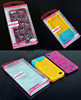 transparent cell phone case blister fashion accessory fashion box packaging