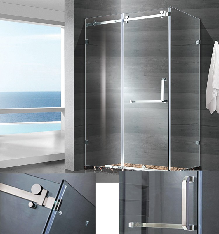 Luxury Bathrooms Hinge Shower Toilet Cubicles Simple Glass Self. Self Contained Bathrooms