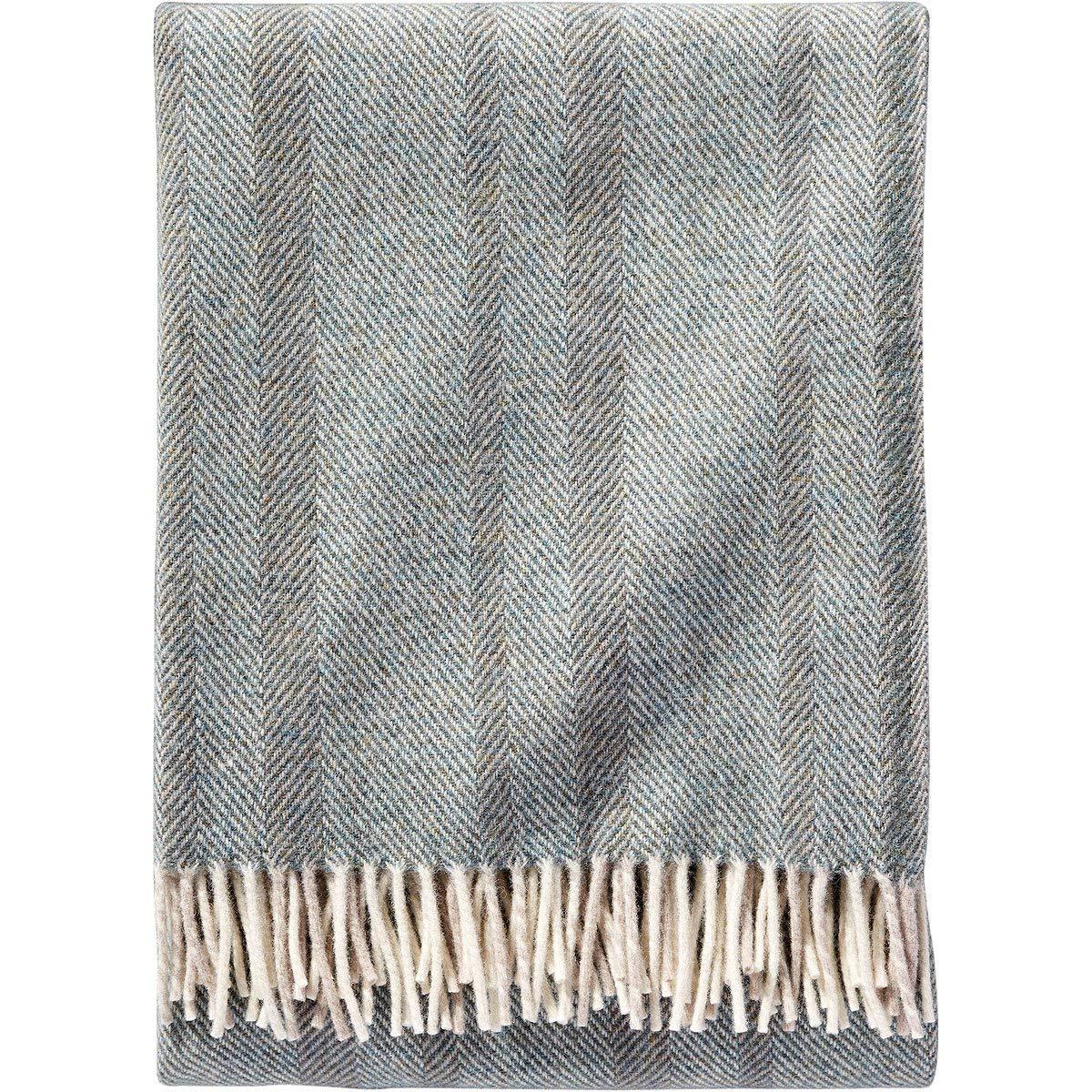Pendleton Eco-Wise Herringbone Wool Throw Blanket a86749b0c