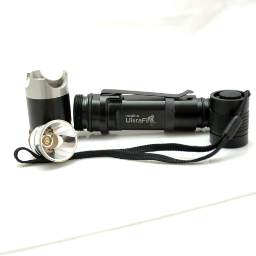 lultifunctional Q5 LED lampe de poche led torch flashlight hand torch light