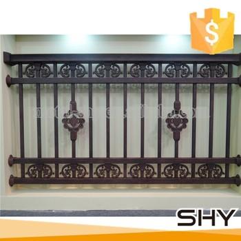 Decorative Usage Cast Iron Balcony Panels 1meter High Buy Cast