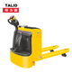 2.0 ton high quality stand on type mini small pallet jack truck