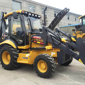 backhoe attachment compact tractor XT873 backhoe loader for sale