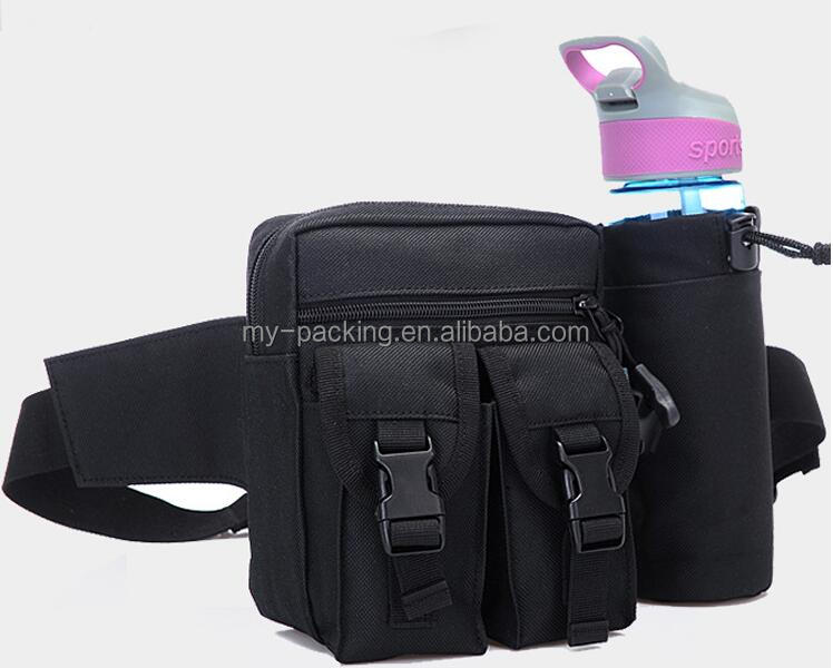 2016 hot sale Waist Pouch with Cellphone Holder, money belt, nurse waist bag