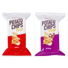 Panpan potato chips Japanese natural vally snack