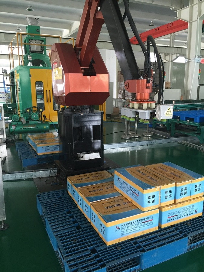 China biggest palletiser manufacturer