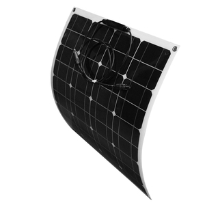 solar rechargeable fan with solar panel amd lampara con panel solar 50w mono flexible solar panel