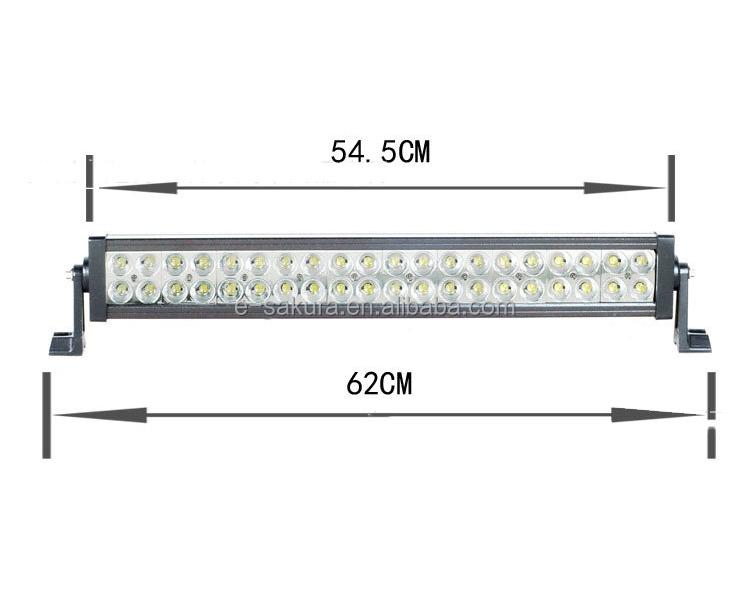 BH008-120w LED bar light strip light electric car conversion kit For toyota hiace accessories led bulb
