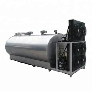 Used China Chiller Milk Cooler Tanks for Milk
