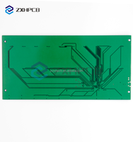 Fr4 double layer printer machine pcb board thermojet inkjet 3d printer pcb fabrication