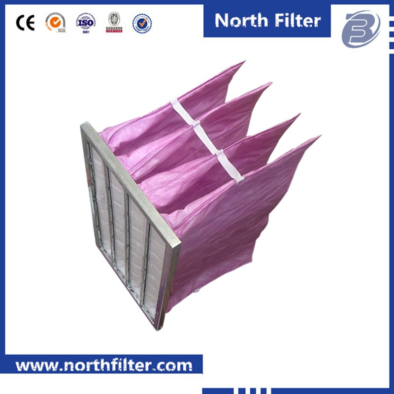 Air filter type bag filter production line filtration bag