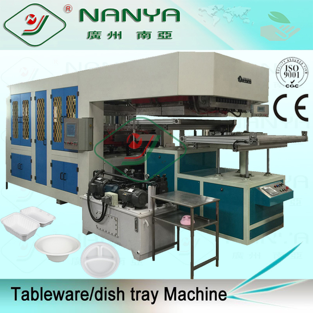 Quality Automatic Thermoforming Machinery for Paper Tbaleware / Cup and Plate Making Machine & Buy Cheap China manufacturing machine for paper plates Products ...