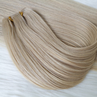High level indian remy hair extensions human free sample