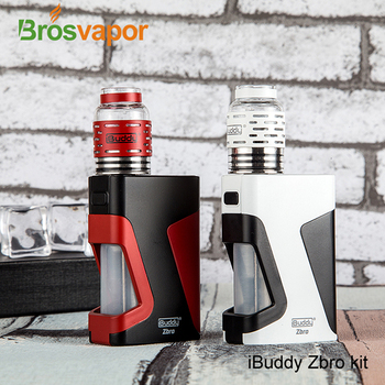 iBuddy 1300mah Zbro kit 7.0ml tank with Bottle Extrusion RDA Atomizer Structure, Convenient