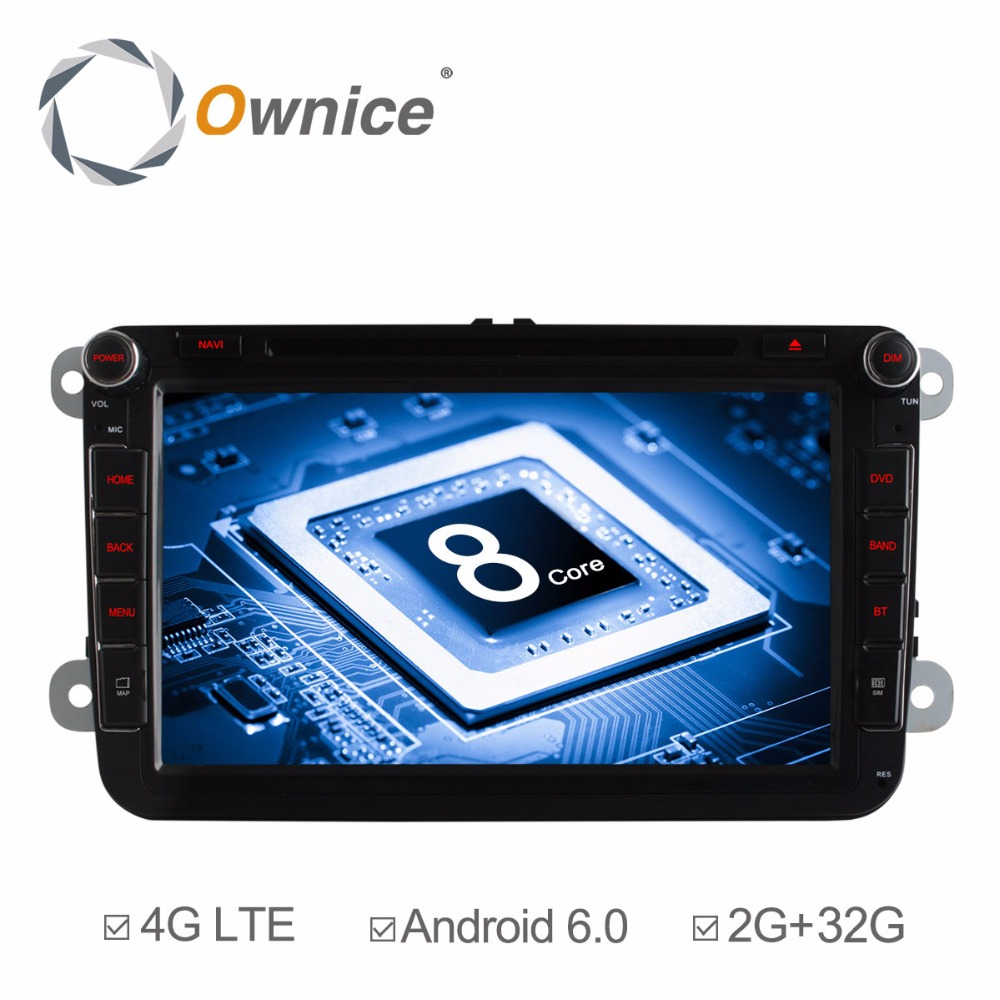 8 inch 1024*600 volkswagen vw android car dvd with gps navigation Android 6.0 TPMS OBDII DAB+ vw dvd car radio navigation system