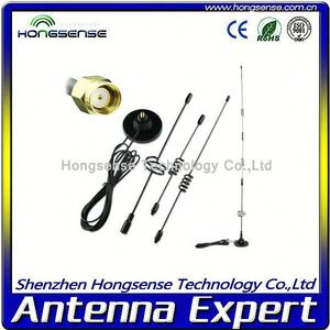 [Widely Use]Long Range Low VSWR 3G Magnetic Loop Antenna