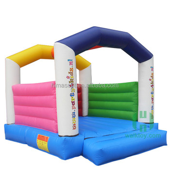 Hi Hot Sales Inflatable Bounce Jumping House Air Mattress