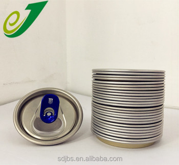 Easy Open Beverage Can lid 202 Sot Export Aluminum Can lid