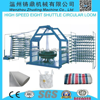 Circular Loom Machine For Pp Woven Bag Making Buy Eight