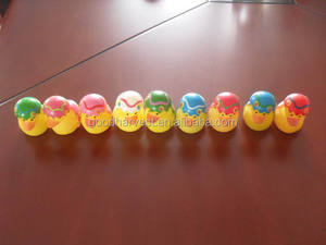 rubber easter egg duck